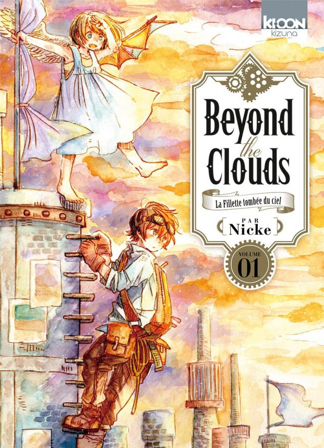 Couverture de Beyond the Clouds - La Fillette tombée du ciel -1- Tome 1