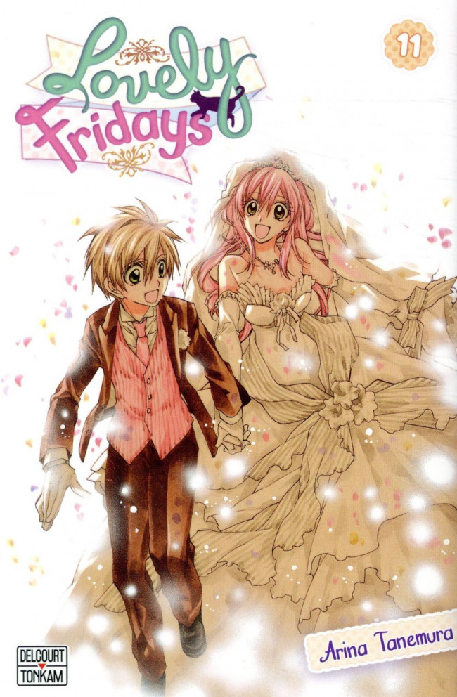Couverture de Lovely Fridays -11- Tome 11