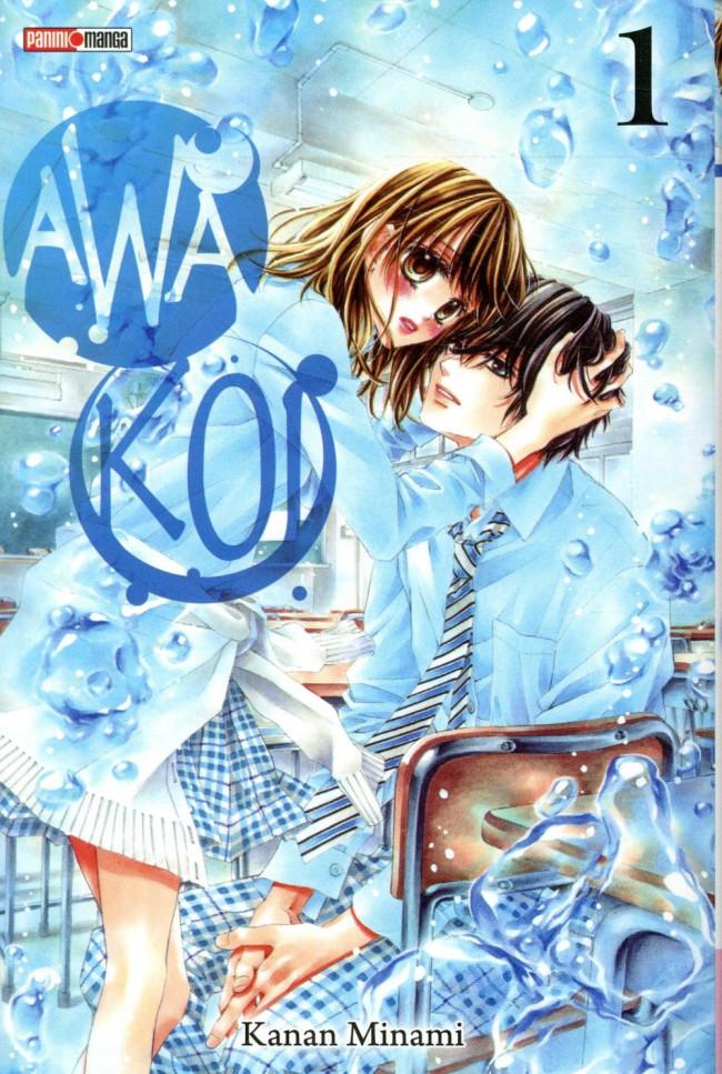 Couverture de Awa koi -1- Tome 1