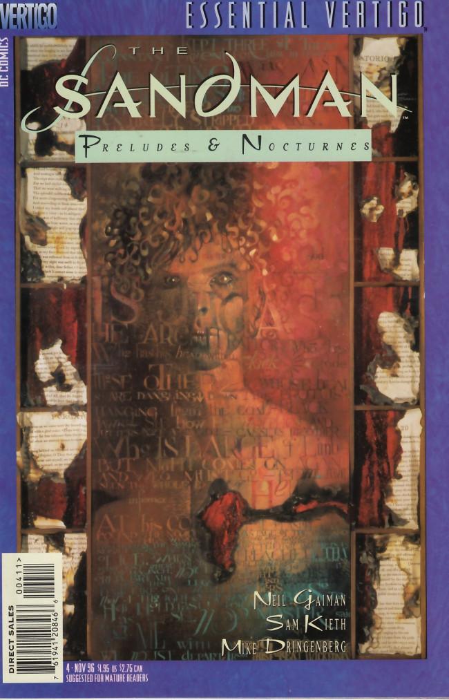 Couverture de Essential Vertigo: The Sandman (1996) -4- A Hope in Hell