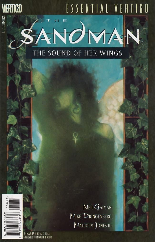 Couverture de Essential Vertigo: The Sandman (1996) -8- The Sound of Her Wings