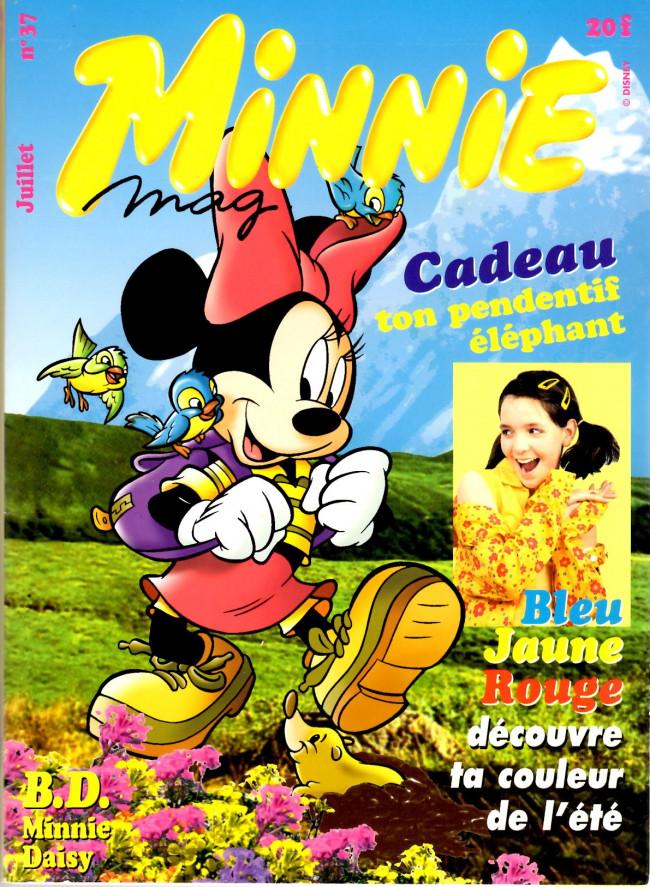 Couverture de Minnie mag -37- Numéro 37