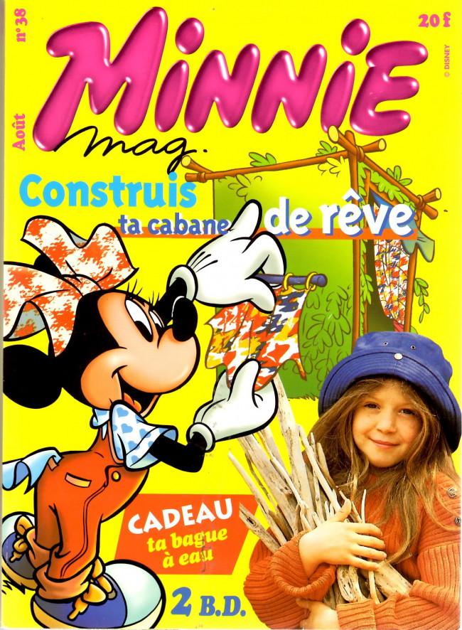 Couverture de Minnie mag -38- Numéro 38