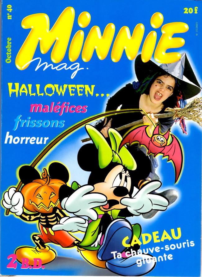 Couverture de Minnie mag -40- Numéro 40