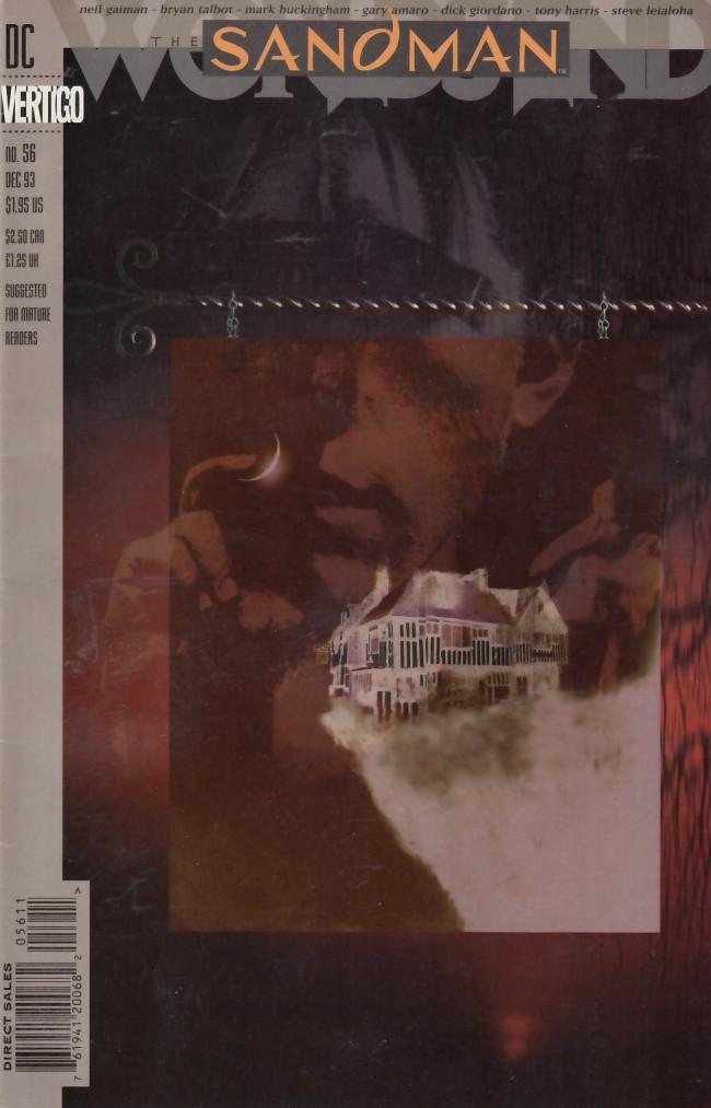 Couverture de Sandman (The) (1989) -56- World's End