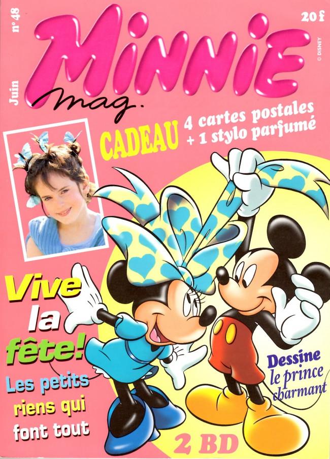 Couverture de Minnie mag -48- Numéro 48