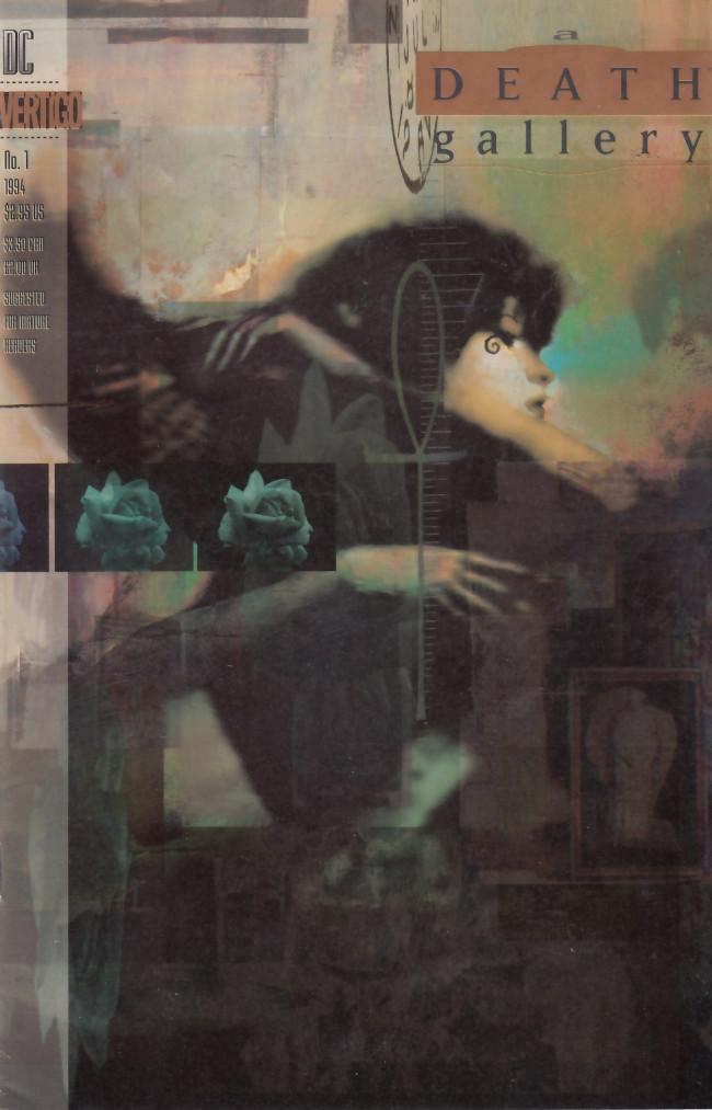 Couverture de Death Gallery (1994) -1- Death Gallery
