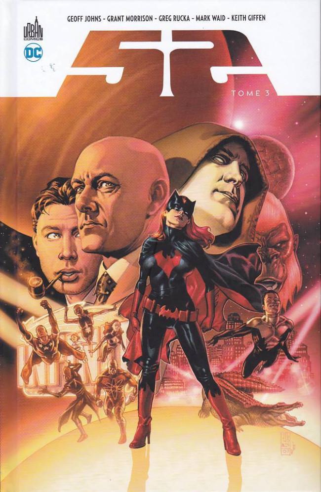 Couverture de 52 (DC Classiques) -3- tome 3