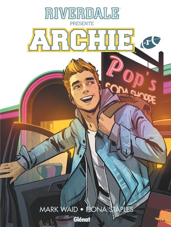 Couverture de Riverdale présente Archie -1- Tome 1