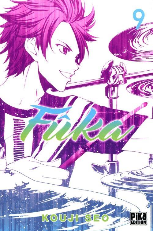Couverture de Fûka -9- Volume 9