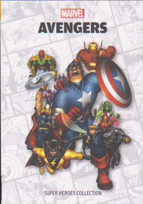 Couverture de Super Heroes Collection -2- Avengers