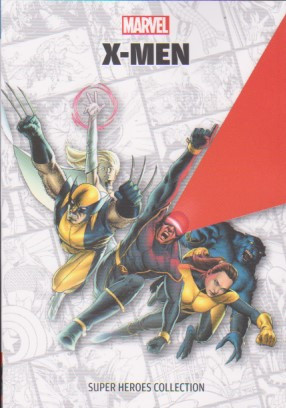 Couverture de Super Heroes Collection -3- X-Men
