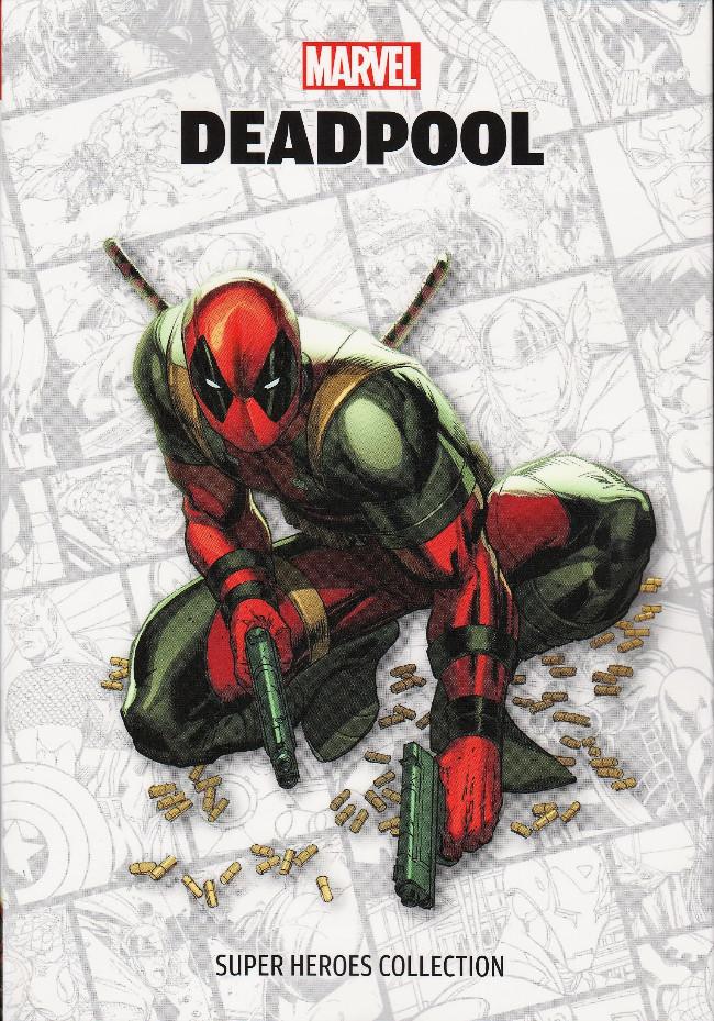Couverture de Super Heroes Collection -4- Deadpool