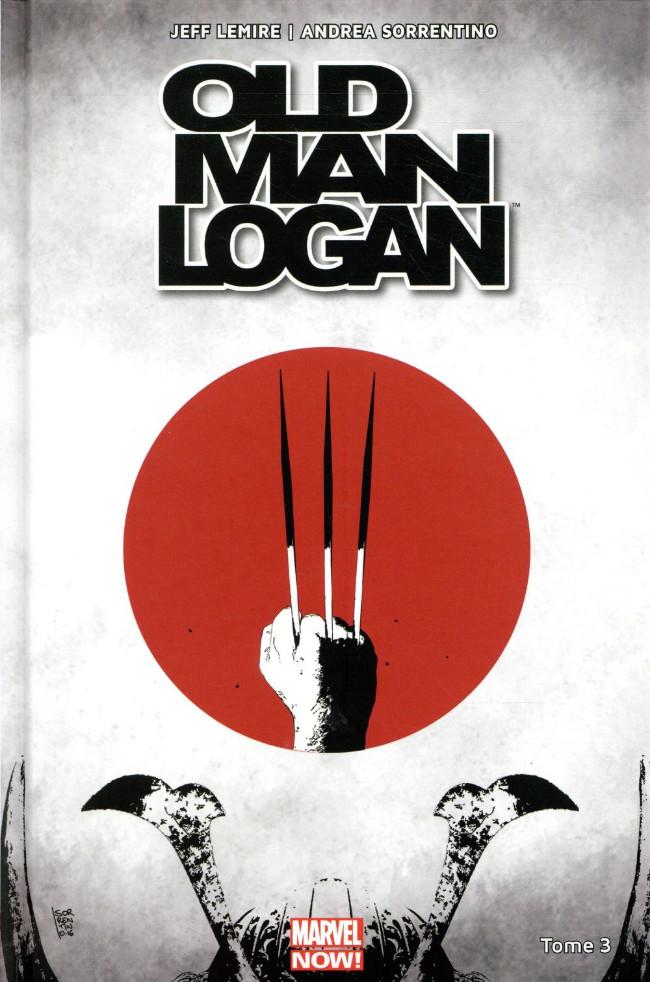 Couverture de Old Man Logan -3- Le dernier ronin