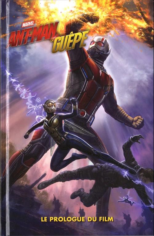 Couverture de Ant-Man et la Guêpe - Le Prologue du film