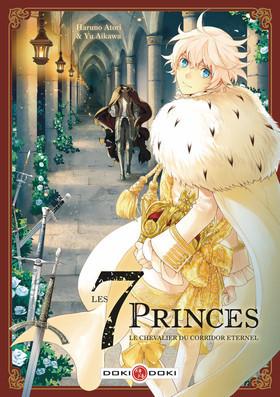 Couverture de Les 7 Princes et le labyrinthe millénaire -HS- Le chevalier du corridor éternel