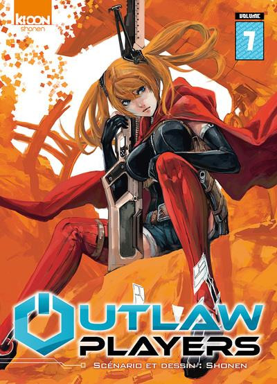 Couverture de Outlaw Players -7- Tome 7