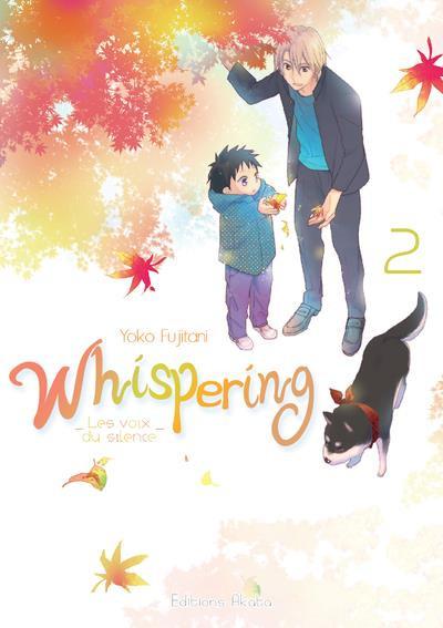 Couverture de Whispering, les voix du silence -2- Tome 2