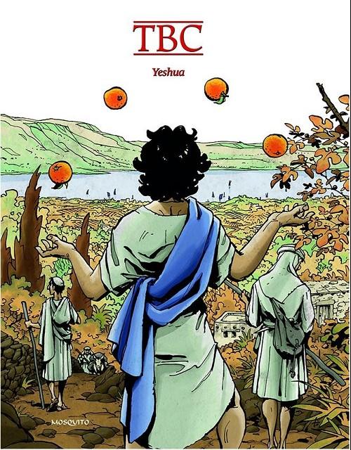 Couverture de Yeshua