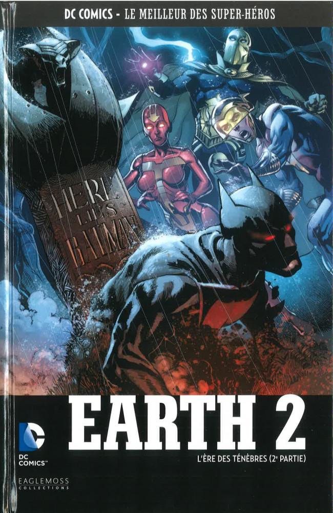 Couverture de DC Comics - Le Meilleur des Super-Héros -74- Earth 2 - L'Ere des Ténèbres (2è Partie)