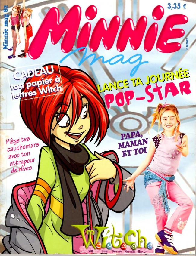 Couverture de Minnie mag -82- Numéro 82