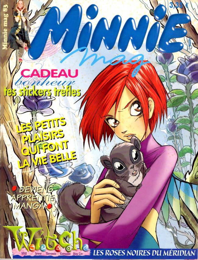 Couverture de Minnie mag -83- Numéro 83
