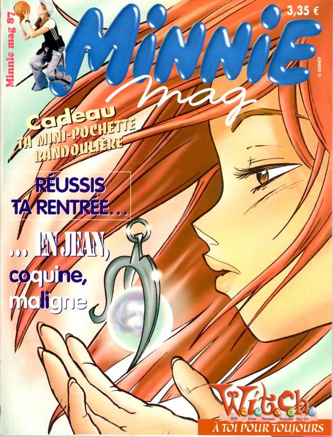 Couverture de Minnie mag -87- Numéro 87