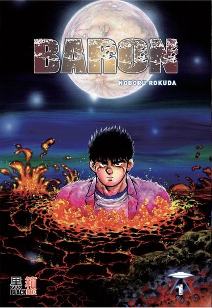 Couverture de Baron (Noboru) -1- Tome 1