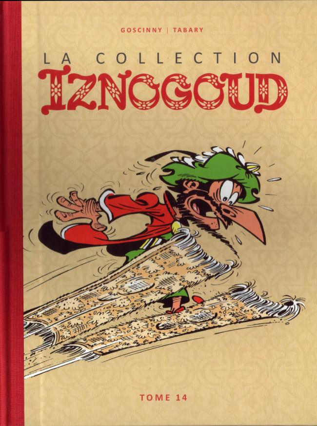Couverture de Iznogoud - La Collection (Hachette) -14- Tome 14