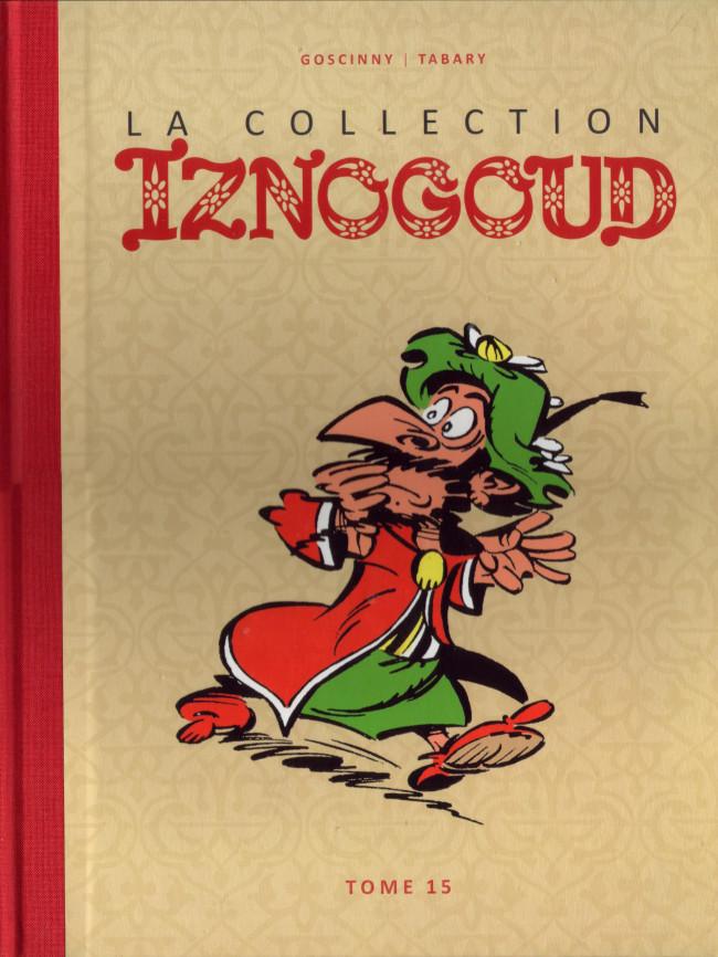 Couverture de Iznogoud - La Collection (Hachette) -15- Tome 15