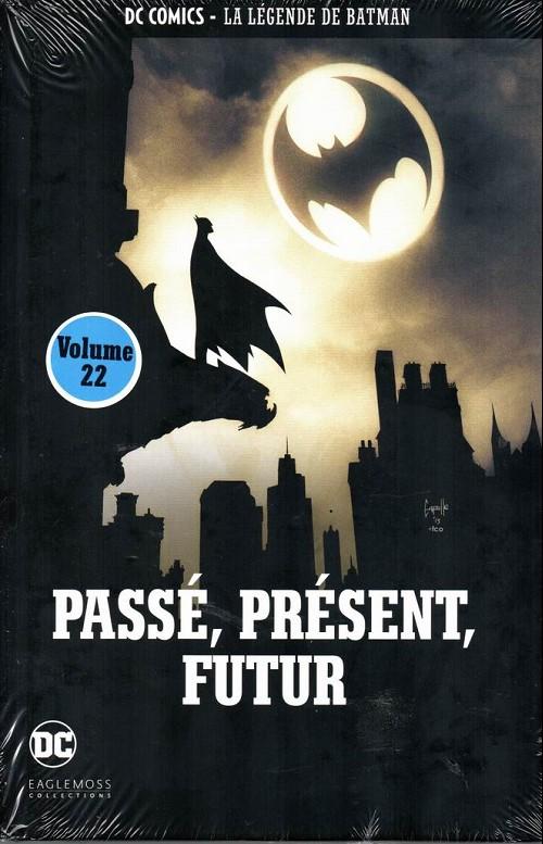 Couverture de DC Comics - La légende de Batman -2268- Passé, présent, futur