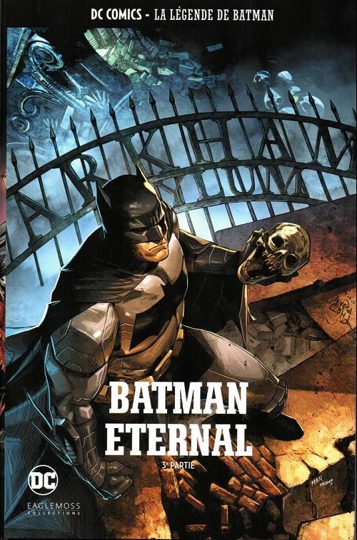 Couverture de DC Comics - La légende de Batman -HS3- Batman eternal - 3e partie