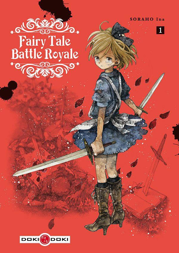 Couverture de Fairy Tale Battle Royale -1- Tome 1