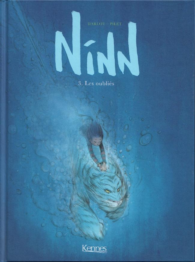 Couverture de Ninn -3- Les oubliés
