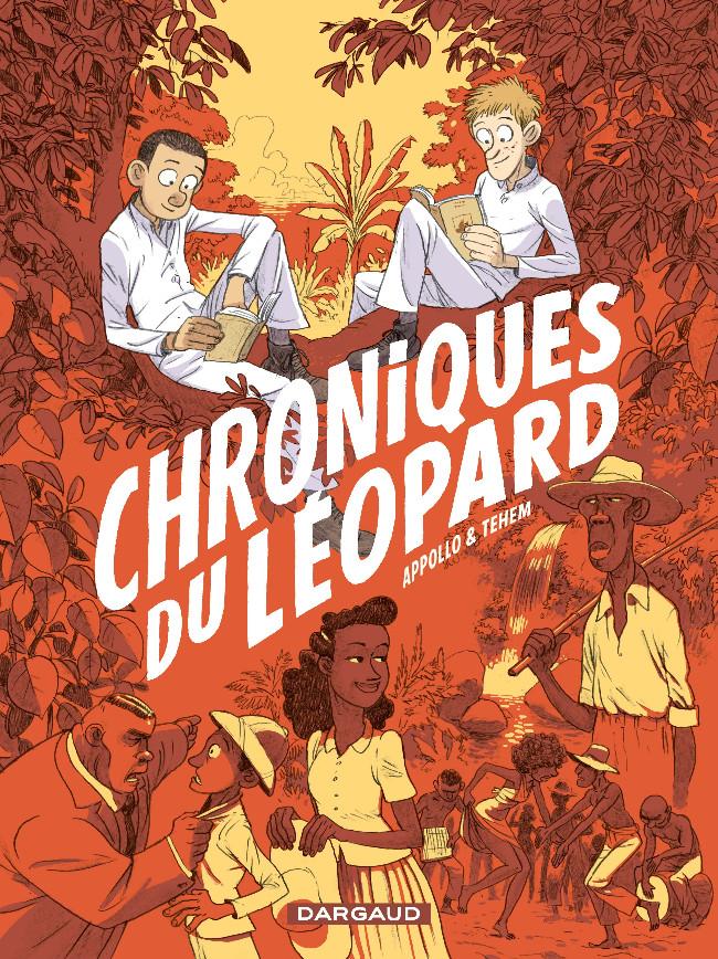 Couverture de Les chroniques du Léopard