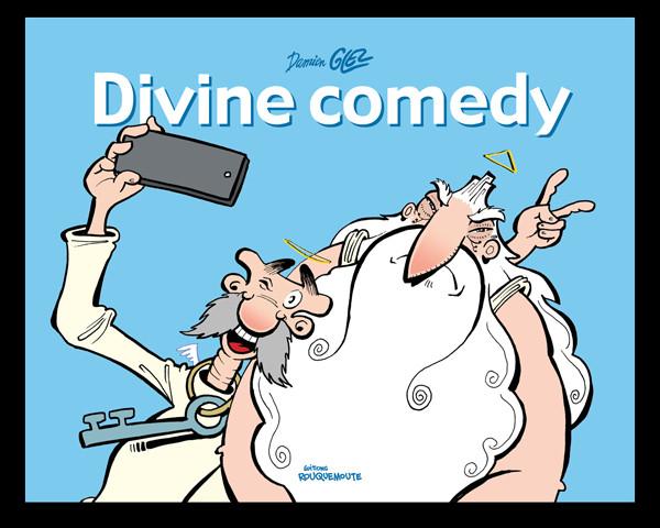 Couverture de Divine comedy - Divine Comedy