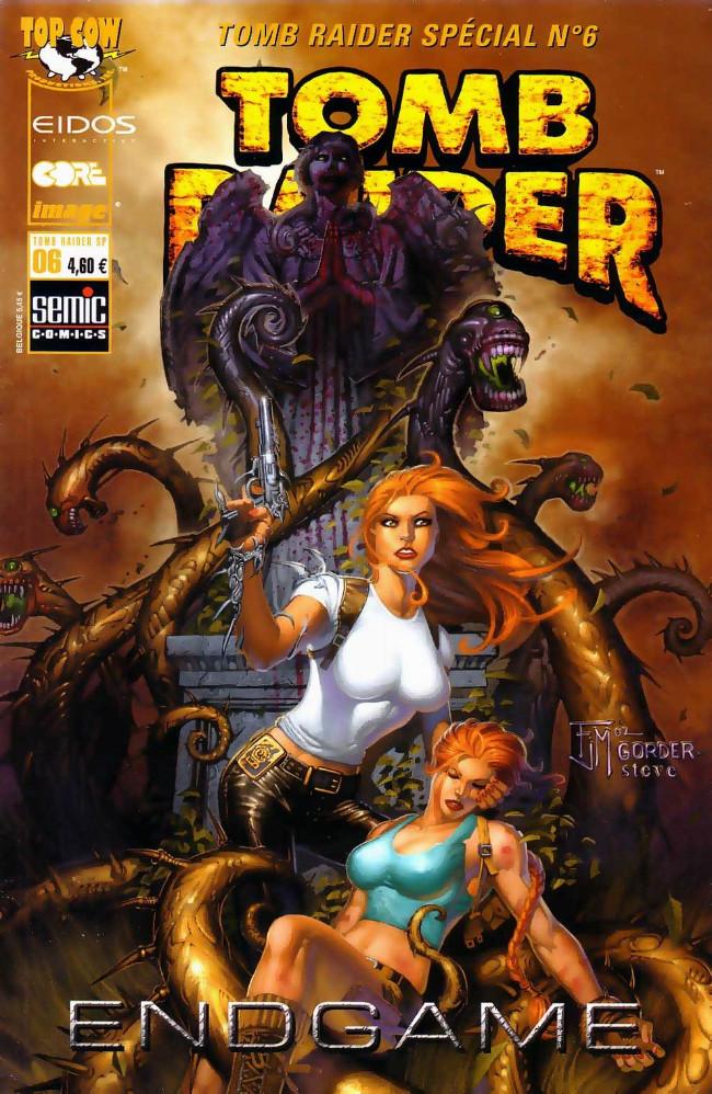 Couverture de Tomb Raider (Spécial) -6- Endgame