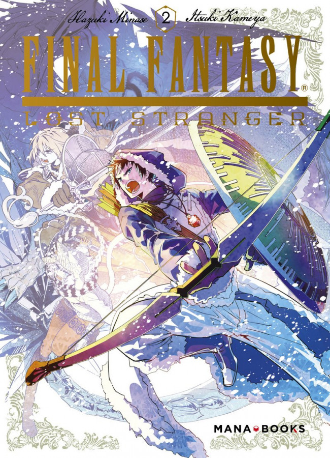 Couverture de Final Fantasy - Lost stranger -2- Tome 2