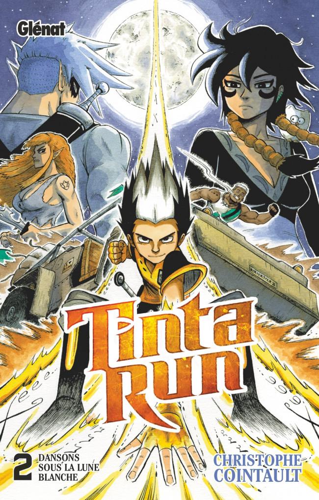 Couverture de Tinta Run -2- Tome 2