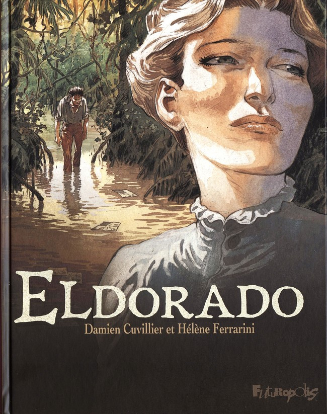 Couverture de Eldorado (Cuvillier) - Eldorado