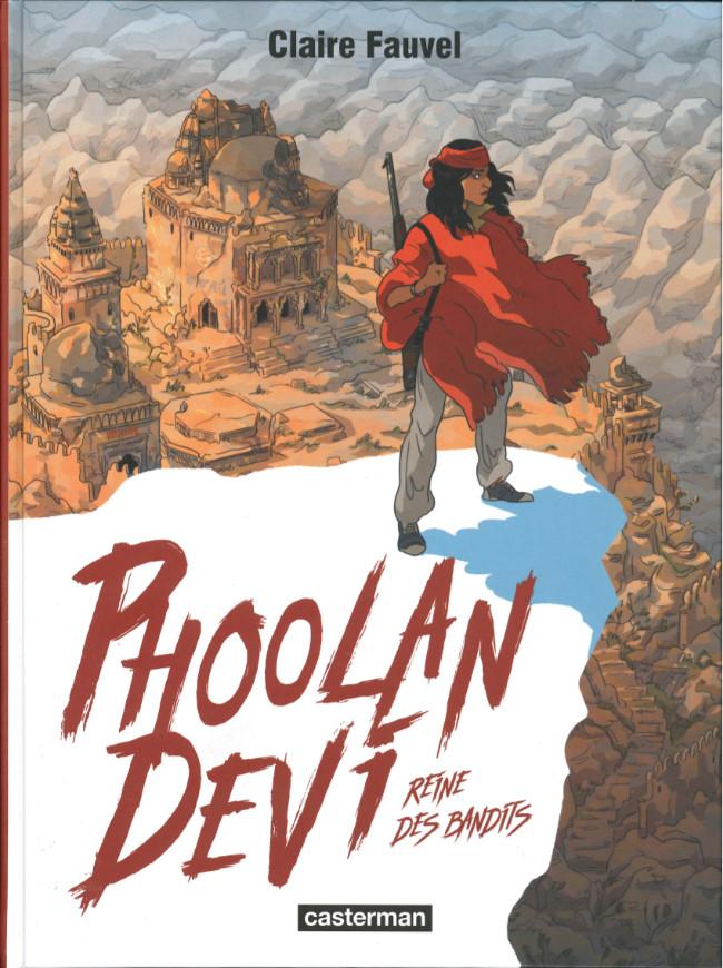 Couverture de Phoolan Devi