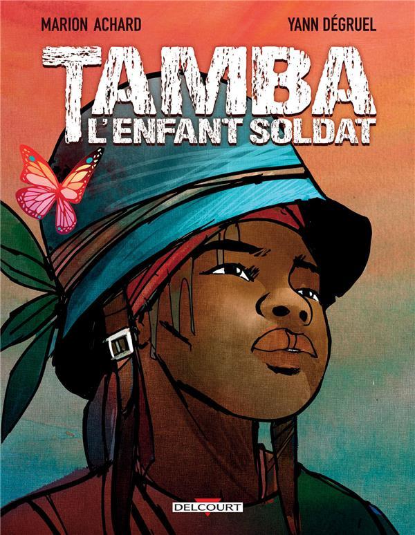 Couverture de Tamba, l'enfant soldat