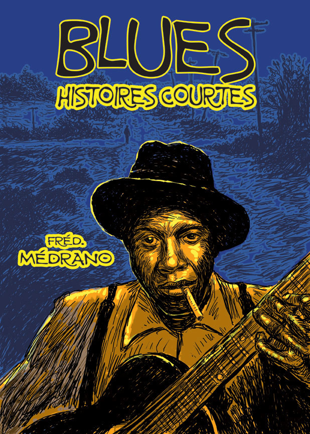 Couverture de (AUT) Médrano - Blues Histoires Courtes