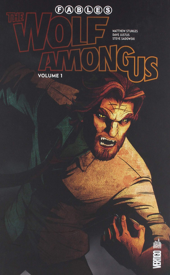 Couverture de Fables - The Wolf Among Us -1- Volume 1