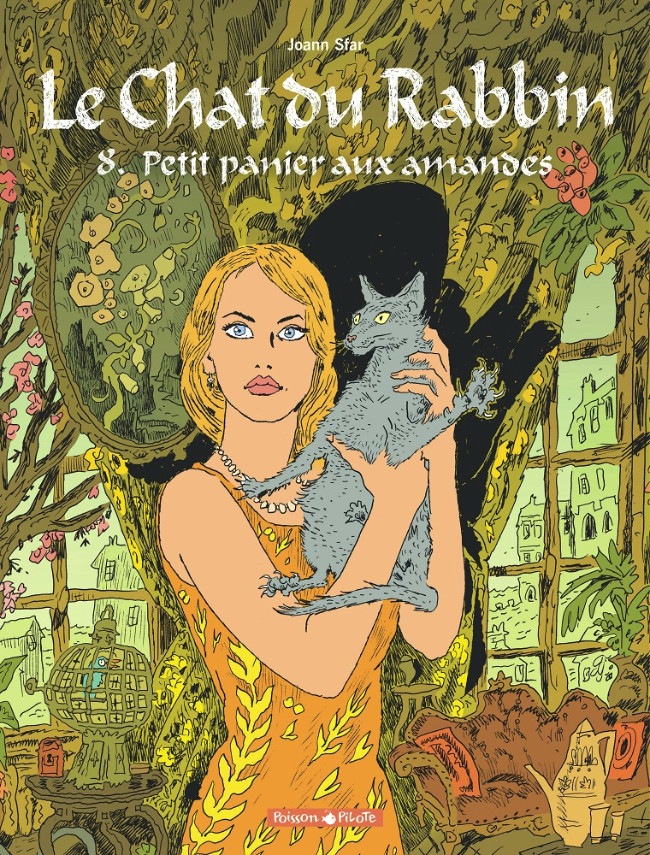 Le Chat Du Rabbin Bd Informations Cotes