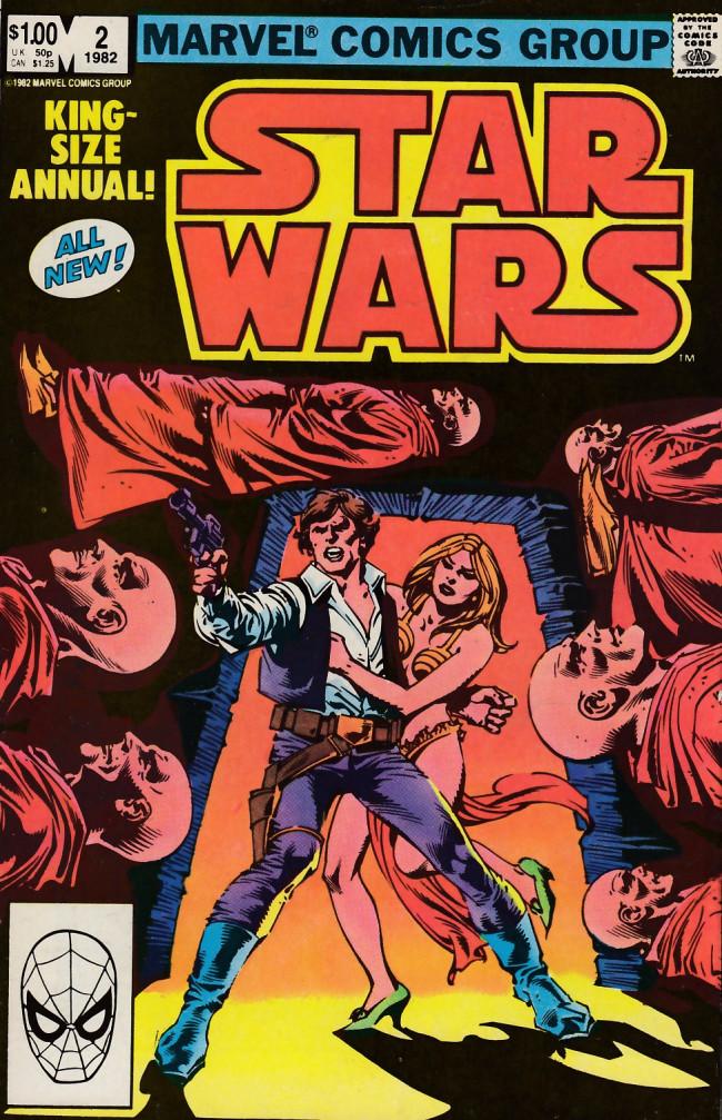 Couverture de Star Wars (Marvel Comics - 1977) -AN02- Shadeshine