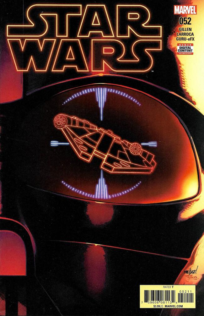 Couverture de Star Wars Vol.2 (Marvel comics - 2015) -52- Hope Dies Part III
