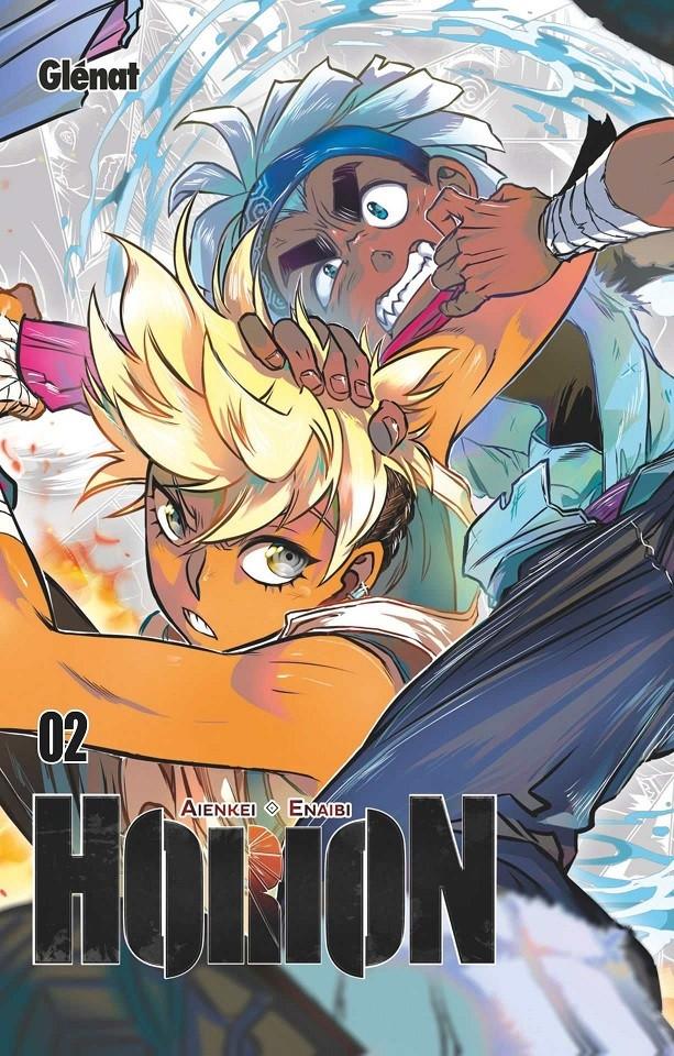 Couverture de Horion -2- Tome 2