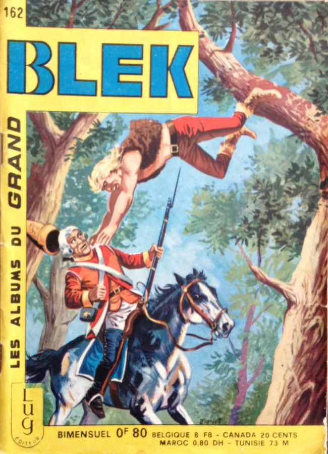 Couverture de Blek (Les albums du Grand) -162- Numéro 162
