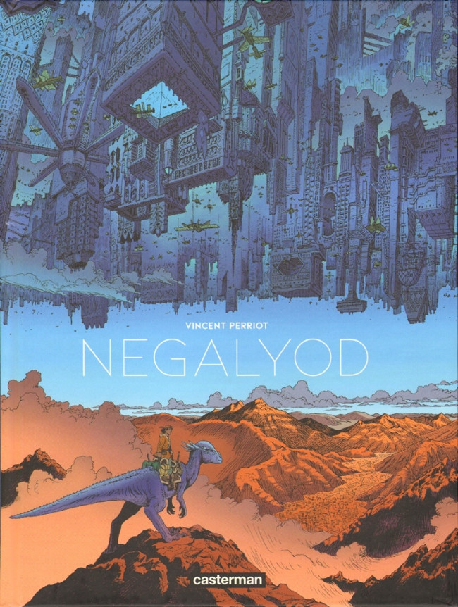 Couverture de Negalyod